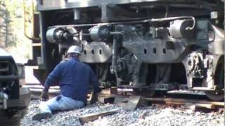 Download Rerailing-An-SD40-2-Locomotive.mpg Video