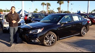 Download Is the 2019 Subaru Legacy 2.5i a SERIOUS sedan CONTENDER? Video