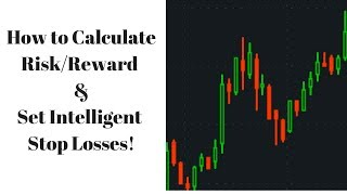 Download How to Calculate Risk/Reward & Set Intelligent Stops - Live Small Account Trading Video