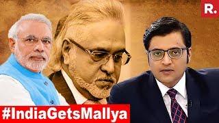 Download It's Over: Modi Gets Vijay Mallya   The Debate With Arnab Goswami Video