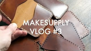 Download VLOG #3 - Laser Cutting Shell Cordovan! Video