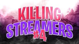 Download KILLING TWITCH STREAMERS W/ REACTIONS! (NotVivid, ChicaLIVE, & many more...) Video