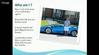 Download How to become a successful real estate agent webinar Video