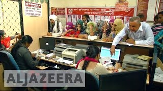 Download India's cash crisis: Farmers struggle to pay workers Video