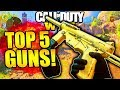 Download TOP 5 BEST GUNS IN WW2! COD WORLD WAR 2 BEST GUNS! TOP 5 BEST GUNS IN COD WW2 MULTIPLAYER! Video