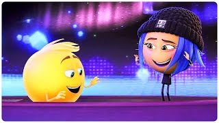 Download THE EMOJI MOVIE All Trailers (2017) Animated Comedy Movie HD Video