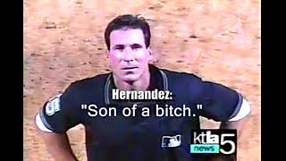 Download Angel Hernandez doing Angel Hernandez things Video
