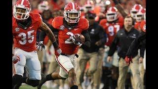 Download Georgia Football Classic #2 | Georgia Vs. #9 Auburn 2016 Video