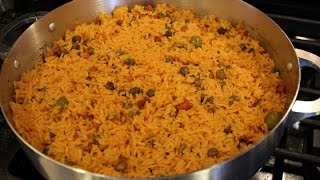 Download How To Make Authentic Puerto Rican Arroz Con Gandules - Party Rice Video