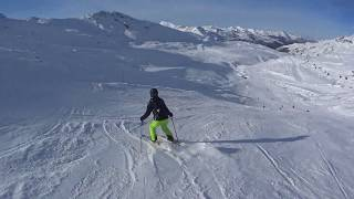 Download Skiing Val Thorens 4.day 2018. Video