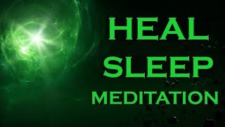 Download HEAL ~ Sleep Meditation ~ Heal with this UNBELIEVABLE POWER Video