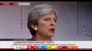 Download Theresa May's Speech in Maidenhead Video