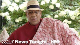 Download Fashion Legend André Leon Talley Critiques Paul Manafort's Expensive Clothes (HBO) Video