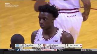 Download OG Anunoby Highlights Indiana vs. UNC 11.30.2016 (16 PTS, 5 REB, 2 AST, 2 BLKS) Video