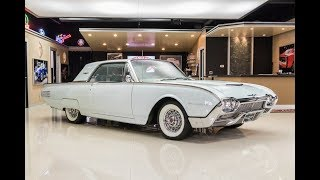 Download 1961 Ford Thunderbird For Sale Video
