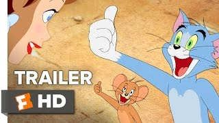 Download Tom and Jerry: Back to Oz Official Trailer (2016) - Animated Movie HD Video