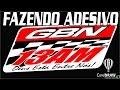 Download FAZENDO ADESIVO GBN 13AM (COREL DRAW X7) Video