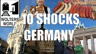 Download Visit Germany - 10 Things That Will SHOCK You About Germany Video