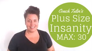 Download Plus size women cannot do Insanity Max 30 - weightloss results Video