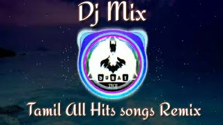 Download Dj Tamil remix # Tamil Remix kuthu songs # All hits songs collection | Durai Tech Video