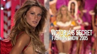 Download GISELE BÜNDCHEN Victoria's Secret Fashion Show 2005 Backstage | MODTV Video