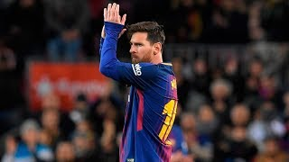 Download 5 Times Lionel Messi Was Applauded by Rival Fans Video
