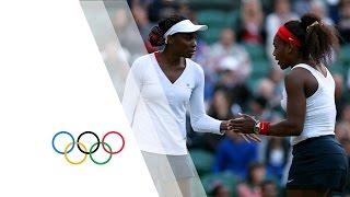 Download Women's Tennis - Williams/Williams vs Kirilenko/Petrova - Doubles Semi-Final | London 2012 Olympics Video