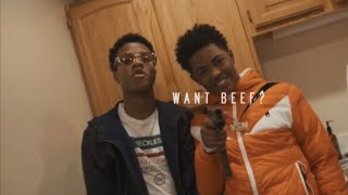 "Download YSN Flow - ""Want Beef?"" ft. BaeBae Savo Video"