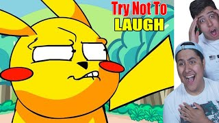 Download Try Not To Laugh! Pokemon Parody Edition Video