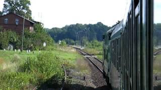 Download Z okna pociągu D7 - odcinek Elblag - Braniewo Video