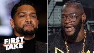 Download I'm going to 'massacre' Dominic Breazeale - Deontay Wilder | First Take Video