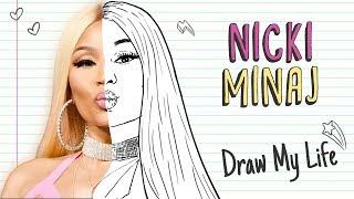Download NICKI MINAJ | Draw My Life Video