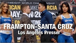 Download Frampton - SantaCruz II Los Angeles Press Conference Video