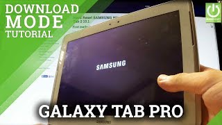 Download Download Mode in SAMSUNG P5100 Galaxy Tab 2 10.1 - Enter and Quit Video