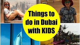 Download Things to do in Dubai with Kids Video