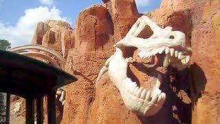 Download Big Thunder Mountain Railroad front seat on-ride HD POV Walt Disney World's Magic Kingdom Video