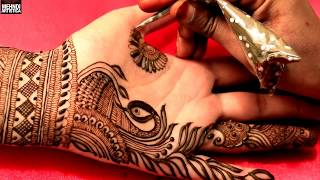 Download Requested Indian Traditional Mehndi Designs|Shagun Festivals & Wedding | Beautiful Intricate Mehendi Video