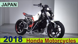 Download The Honda 2018 Motorcycles - Show Room JAPAN Video