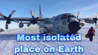 Download Antarctica - Remote Field Camp Video