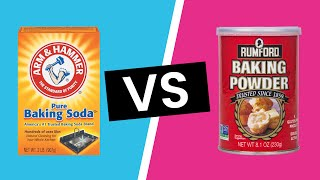 Download Baking Soda vs Baking Powder: What's the Difference Video