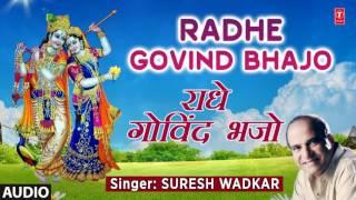 Download RADHE GOVIND BHAJO RADHA KRISHNA BHAJAN BY SURESH WADKAR I FULL AUDIO SONG I ART TRACK Video