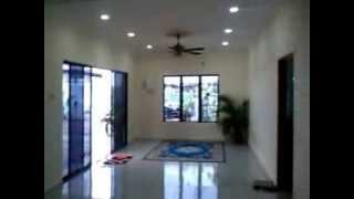 Download Rumah Contoh Alfafa di Kg. Padang Balang, Sentul KL - Indoor Video