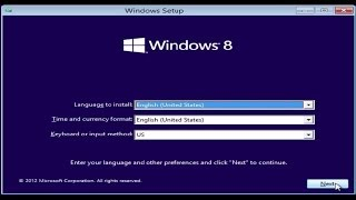Download Windows 8 Installation and Configuration Video