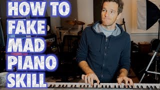 Download How to Fake Mad Piano Skill Video