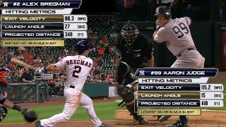 Download Statcast's most extreme plays of the 2017 season Video