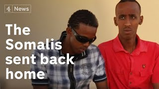 Download Somali returnees adjust to their new home Video