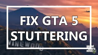 How To: Fix Blurry Road lines and Textures in GTA V (PC