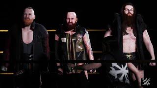 Download WWE2K18 SAnitY Entrance Video Video