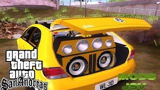 Download Mod Vibrar Parlantes(MOD Subwoofers)MDPM V4 - Gta San Andreas HD Video