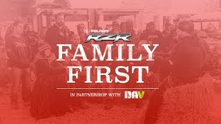 Download RZR Family First in partnership with Brantley Gilbert & DAV | Polaris RZR® Video